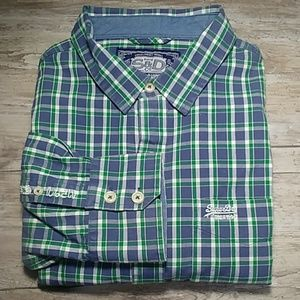 SuperDry Casual Shirt XXL